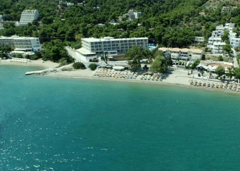 New Aegli Beach Hotel 4*