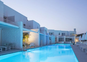 Patmos Aktis Suites & Spa 5*